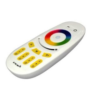 1x-Mi-Light-2-4G-Wireless-RF-Touch-Remote-With-Wall-Holder-3x-4-Zone-RGBW-1